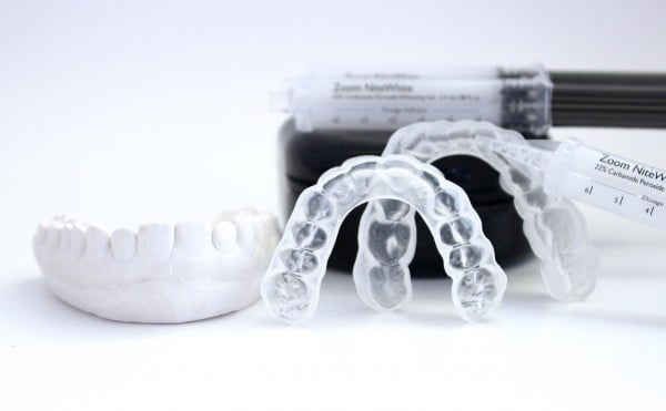 Teeth Whitening Kit With Custom Fit Trays