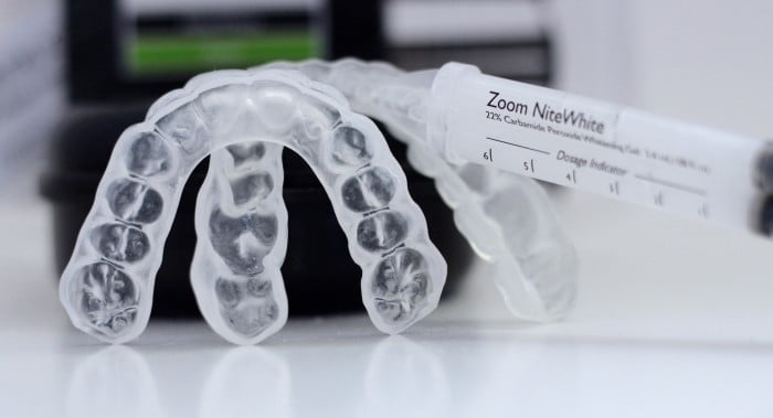 Teeth Whitening Dentist Grade At Home Simple Safe