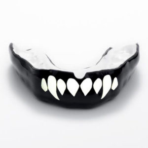 sentinel neo- vampire fang custom mouth guard