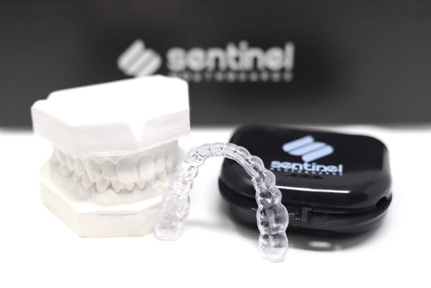 lower teeth mouthguard