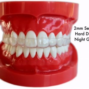 2mm sentinel hard dental night guard