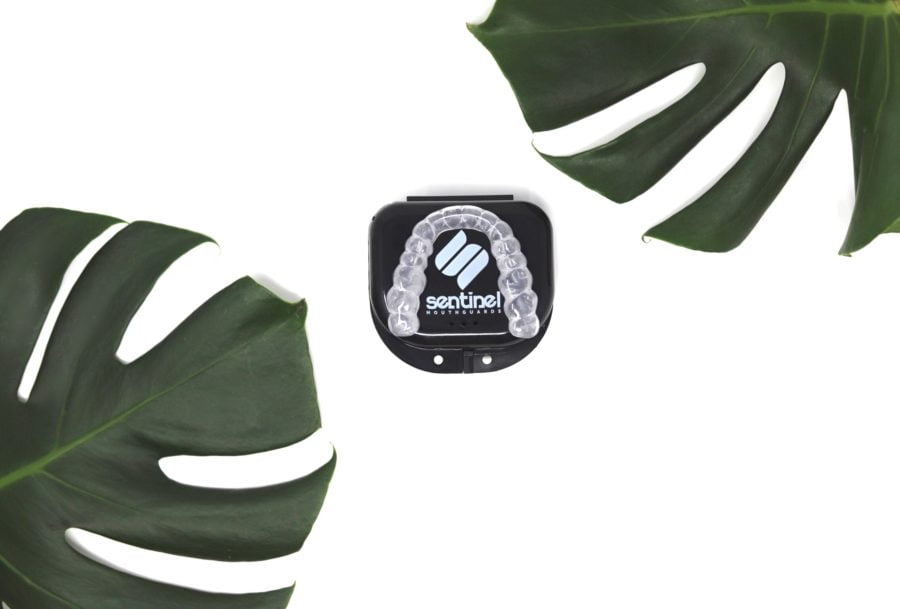 bpa free dental night guard safe in the mouth