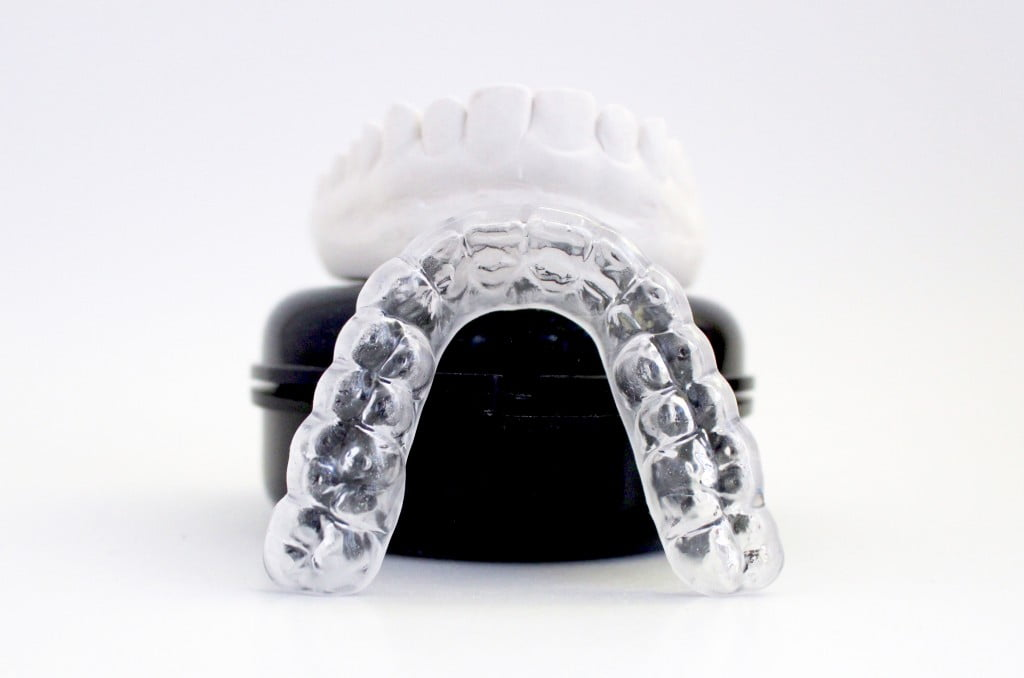 dental mouth guard cost