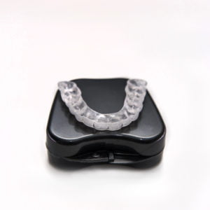 hard thin dental guard