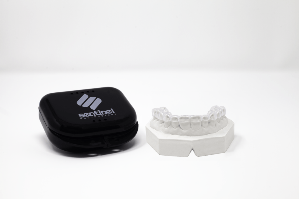 mouth guard for grinding teeth clenching
