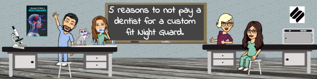 5 Reasons to Order Your Occlusal Guard Online