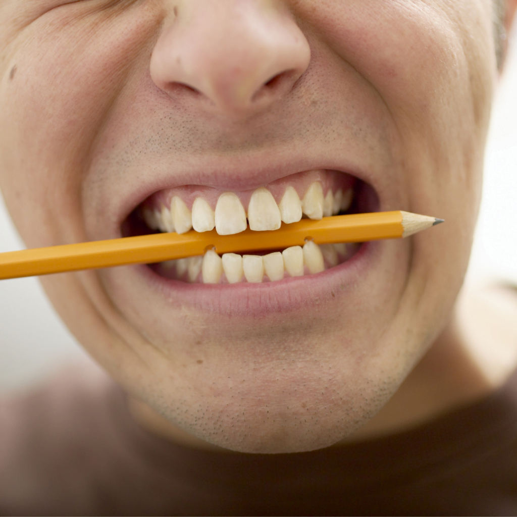adderall cause bruxism cure