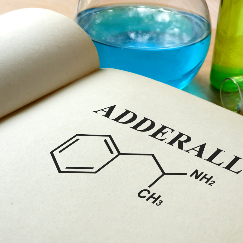 adderall and teeth grinding