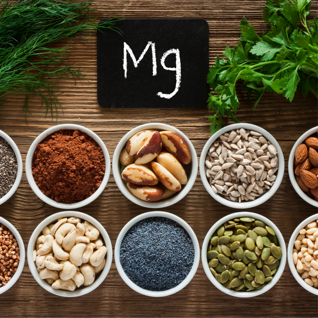is magnesium good for teeth grinding